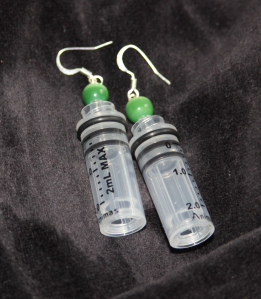 Resevoir earrings